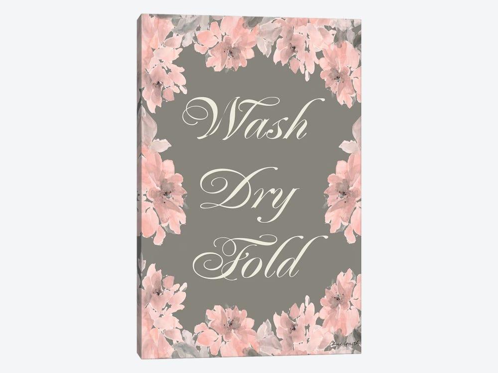 Wash Dry Fold by Lanie Loreth 1-piece Art Print