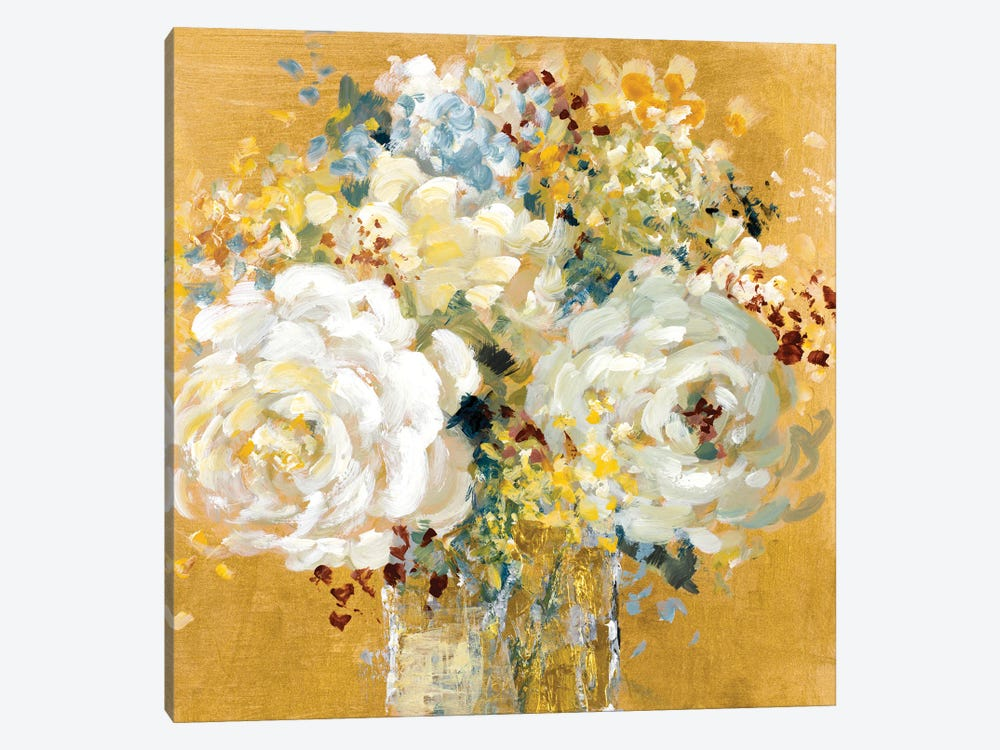 Floral Peace by Lanie Loreth 1-piece Canvas Art