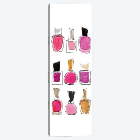 Lipsticks II Canvas Print #LNL508} by Lanie Loreth Canvas Wall Art