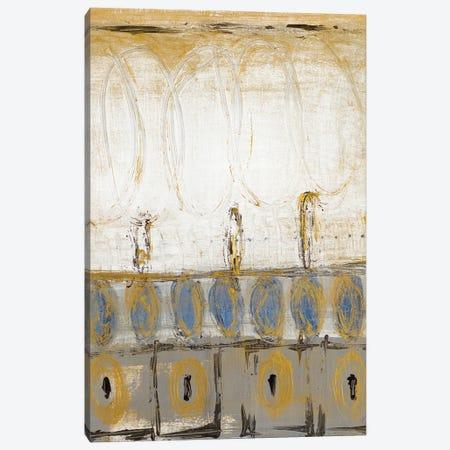 Sense of Rhythm Canvas Print #LNL520} by Lanie Loreth Canvas Artwork