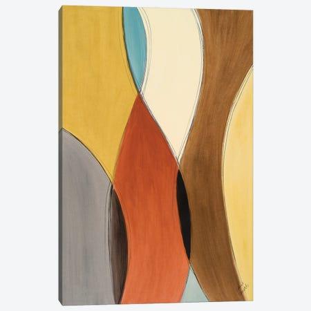 Summer Coalescence I Canvas Print #LNL573} by Lanie Loreth Canvas Print