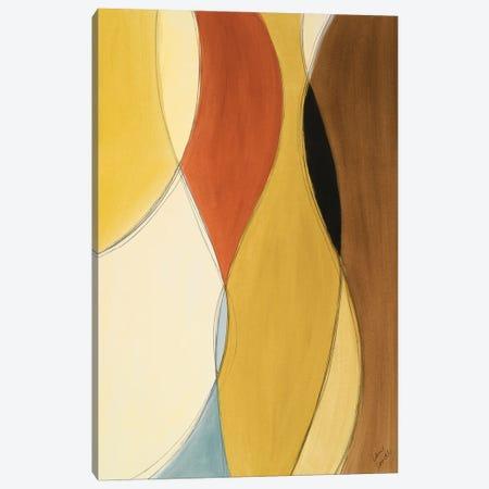 Summer Coalescence II Canvas Print #LNL574} by Lanie Loreth Canvas Art