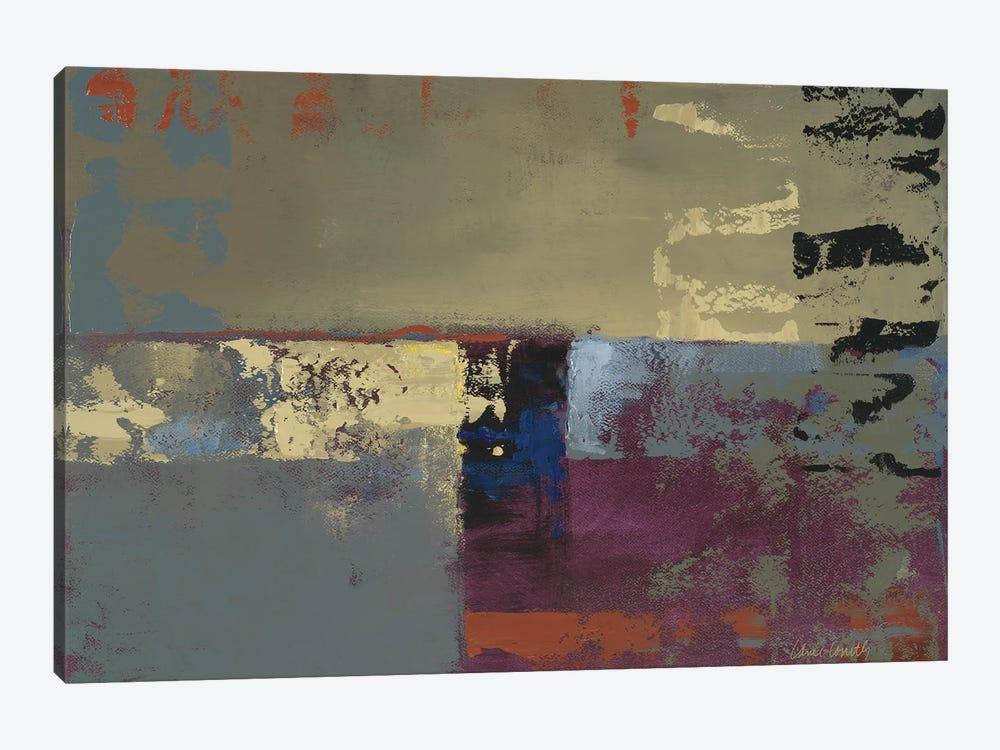 Teal Perception I by Lanie Loreth 1-piece Canvas Artwork