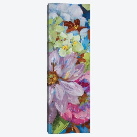 Abundant Garden II Canvas Print #LNL5} by Lanie Loreth Canvas Wall Art