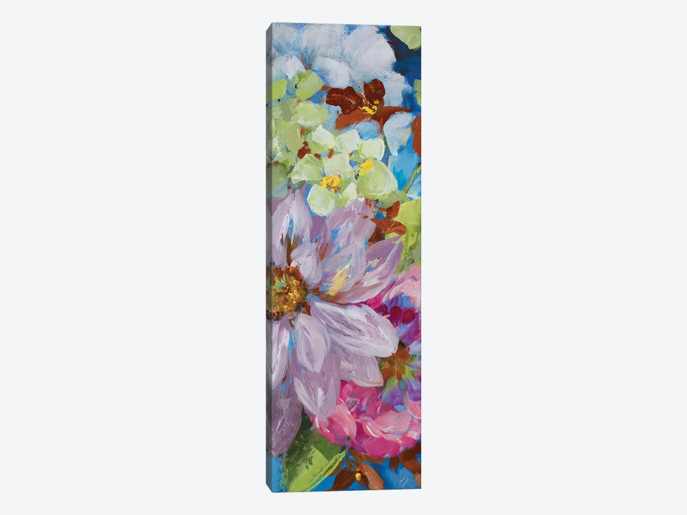 Abundant Garden II by Lanie Loreth 1-piece Canvas Artwork