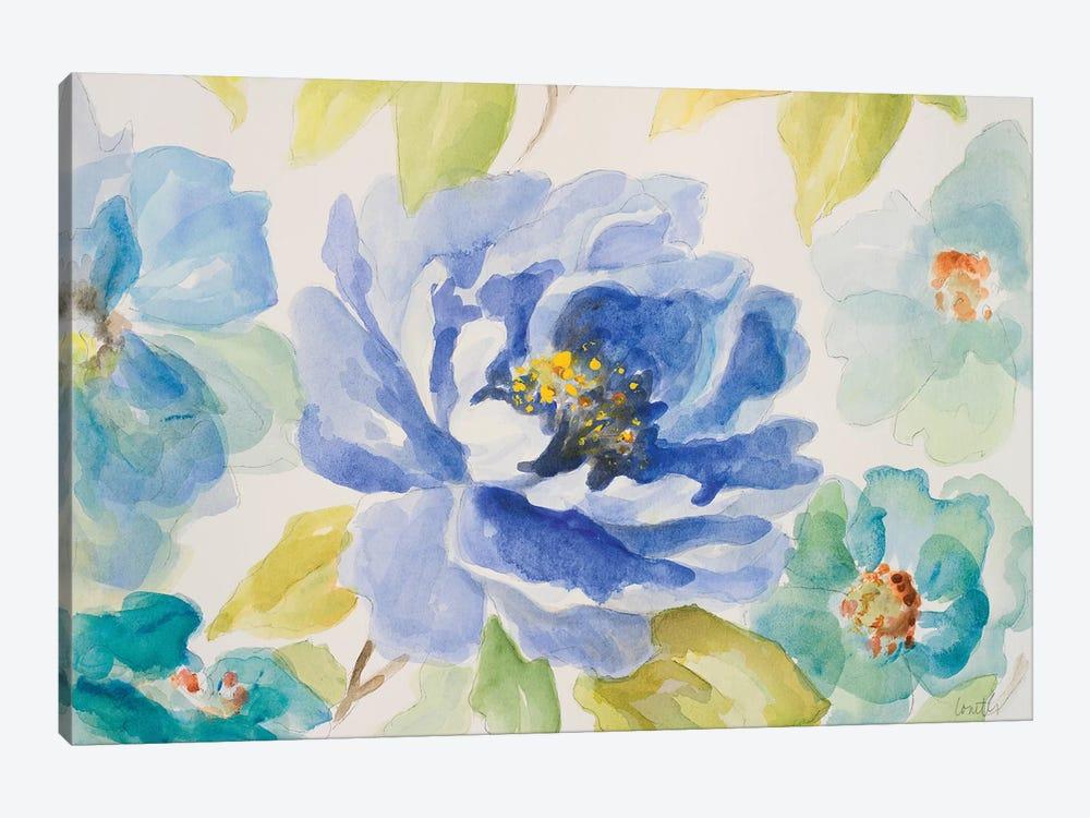Floral Delicate II by Lanie Loreth 1-piece Canvas Art Print