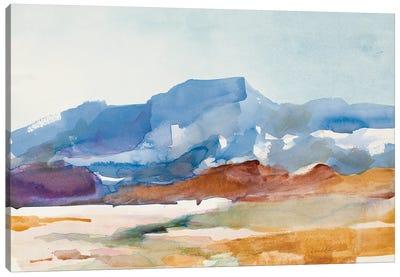 Pedernal Canvas Art Print