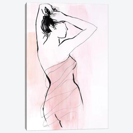 Getting Ready I Canvas Print #LNL78} by Lanie Loreth Canvas Art