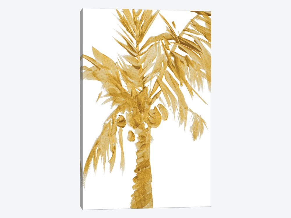 Gold Palms I by Lanie Loreth 1-piece Art Print