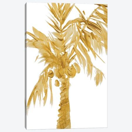 Gold Palms I Canvas Print #LNL82} by Lanie Loreth Art Print