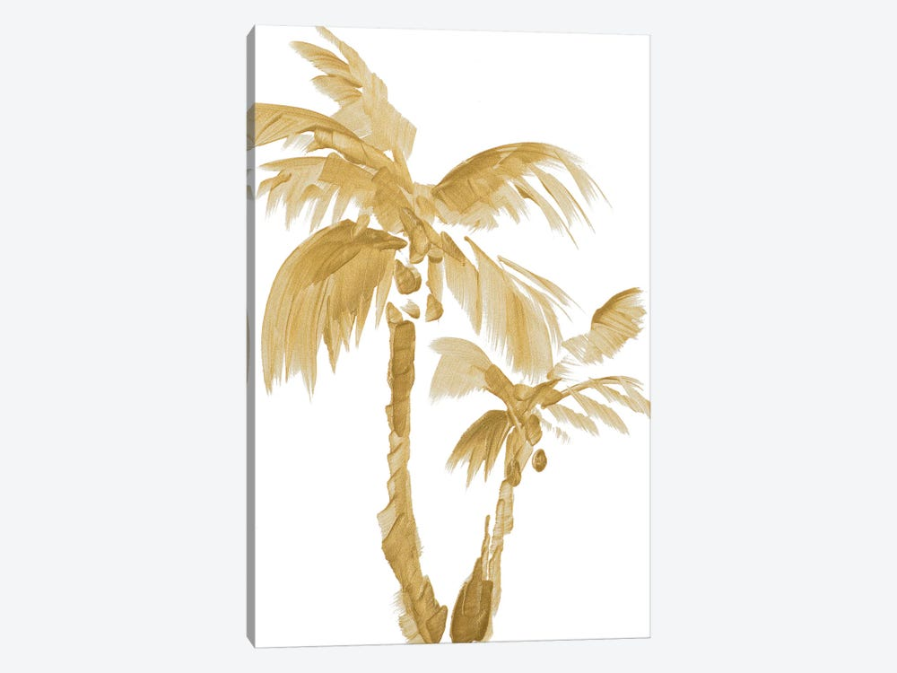 Gold Palms II by Lanie Loreth 1-piece Canvas Art