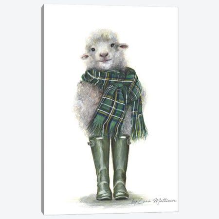 Spring In Scotland Canvas Print #LNM23} by Lana Mathieson Canvas Art