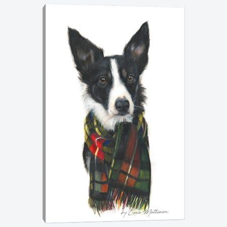 The Sweetness Of Glasgow Canvas Print #LNM33} by Lana Mathieson Canvas Art Print