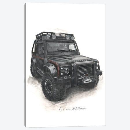 Defender Canvas Print #LNM46} by Lana Mathieson Canvas Art Print