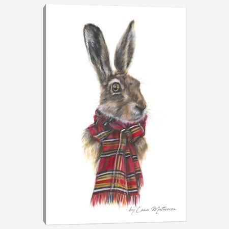 The Hare Of Ardrishaig Canvas Print #LNM56} by Lana Mathieson Canvas Artwork