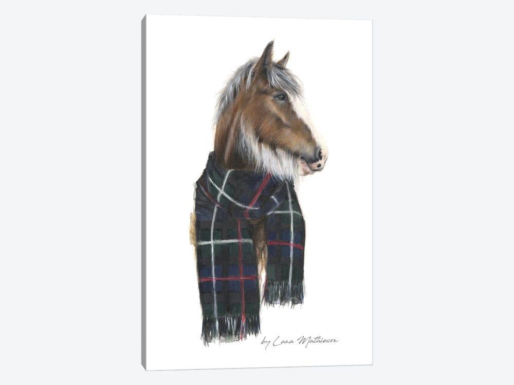 Clyde Mackenzie by Lana Mathieson 1-piece Art Print