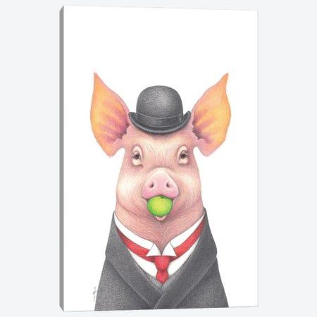 Son Of Ham Canvas Print #LNP36} by Lenny Pelling Art Print