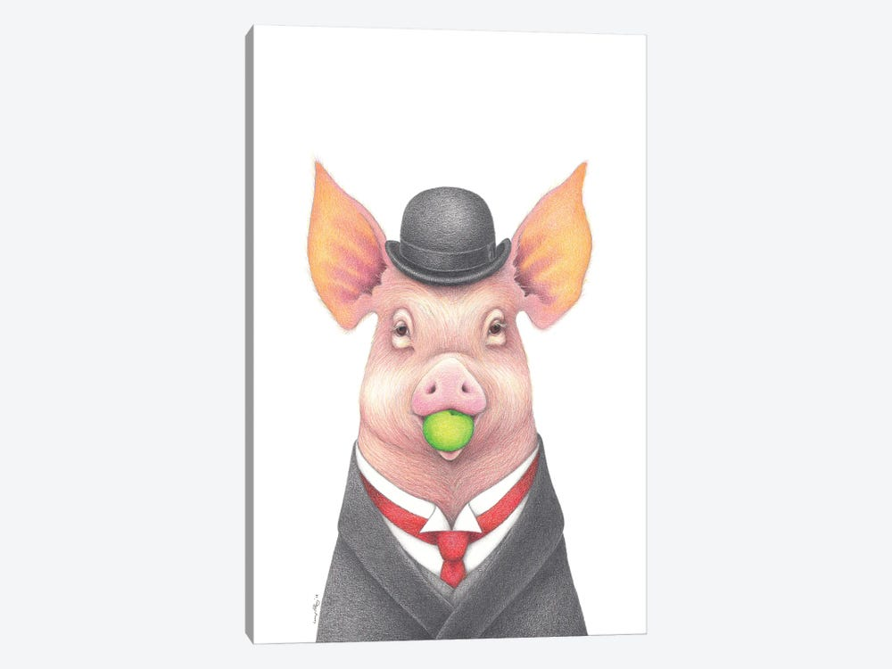 Son Of Ham by Lenny Pelling 1-piece Canvas Art Print