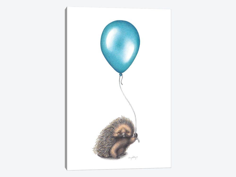 Doomed Balloon by Lenny Pelling 1-piece Art Print