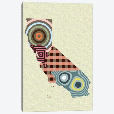 California State Canvas Print #LNR107} by Lanre Studio Canvas Art Print