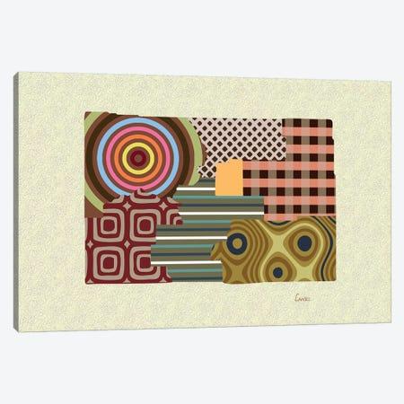 Colorado State Canvas Print #LNR114} by Lanre Studio Canvas Artwork