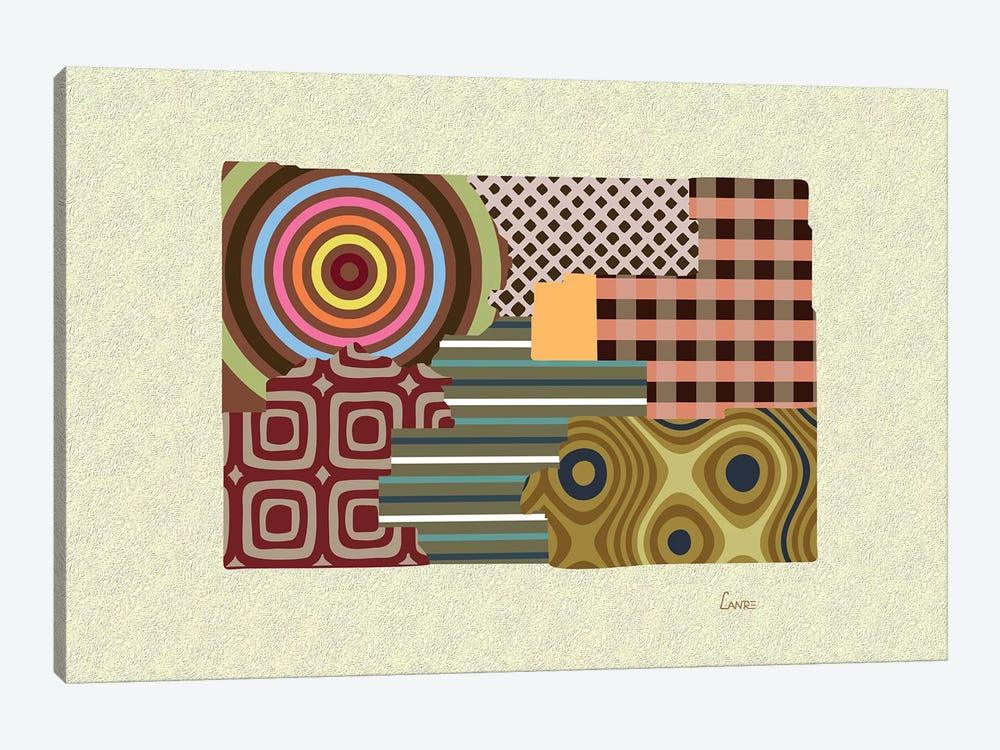 Colorado State by Lanre Studio 1-piece Canvas Print