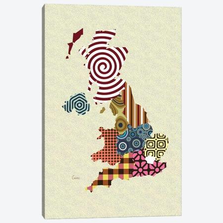 Great Britain Canvas Print #LNR124} by Lanre Studio Canvas Print