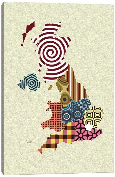 Great Britain Canvas Art Print