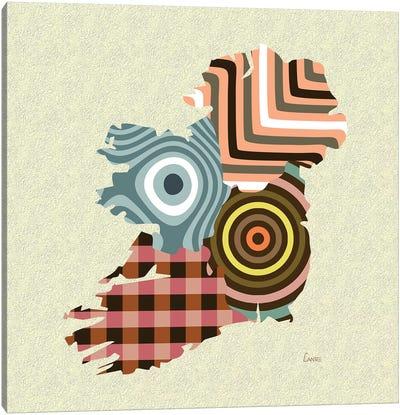 Ireland Canvas Art Print