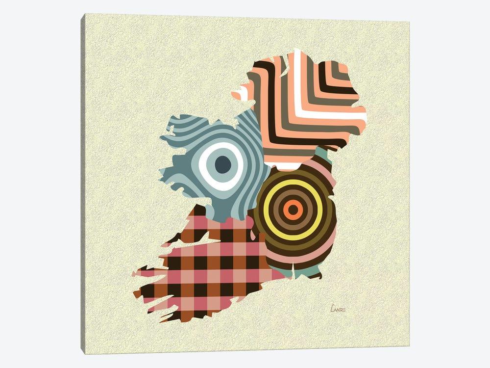 Ireland by Lanre Studio 1-piece Canvas Art Print