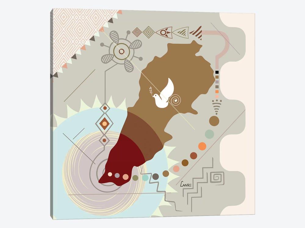 Lebanon Soaring by Lanre Studio 1-piece Canvas Art Print