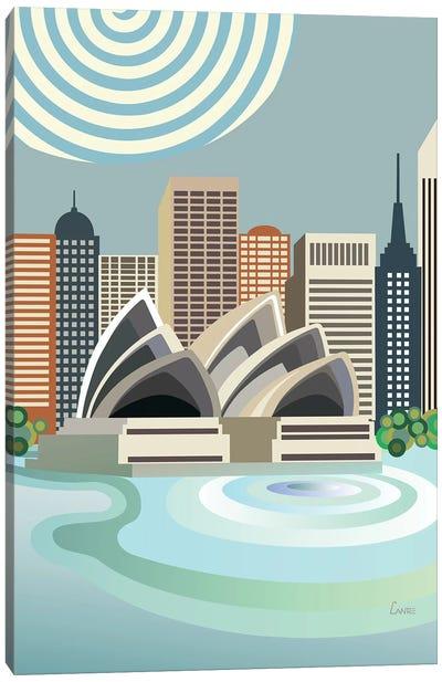 Sydney Opere House Canvas Art Print