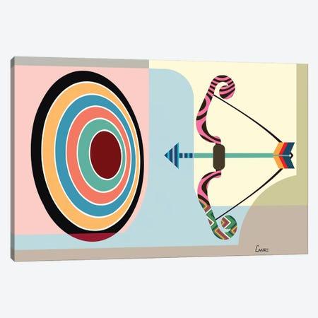 Sagitarius Zodiac Canvas Print #LNR78} by Lanre Studio Canvas Artwork
