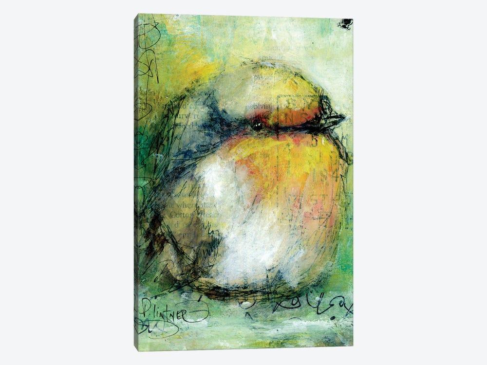 Sparrow by Patricia Lintner 1-piece Canvas Art Print