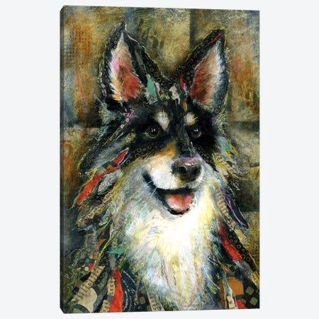 Shiba Canvas Print #LNT50} by Patricia Lintner Canvas Artwork