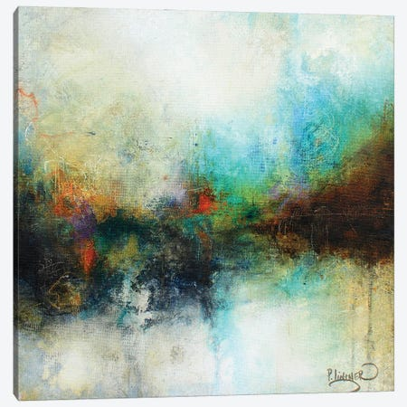 Red Canvas Print #LNT52} by Patricia Lintner Canvas Wall Art