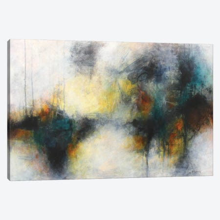 Opposing Views Canvas Print #LNT54} by Patricia Lintner Art Print