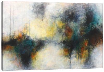 Opposing Views Canvas Art Print