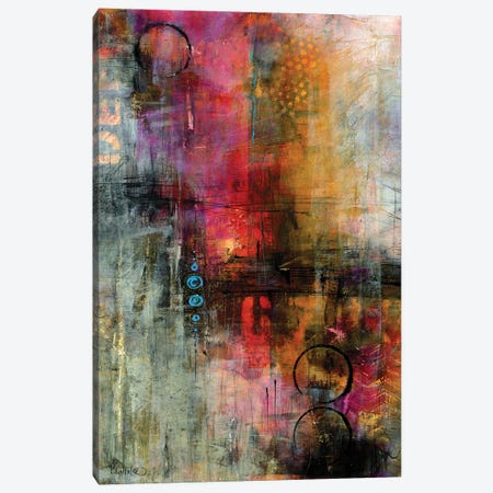 Why Not? Canvas Print #LNT60} by Patricia Lintner Art Print