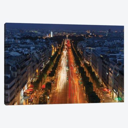 Champs-Élysées I Canvas Print #LNZ105} by Sergio Lanza Canvas Art