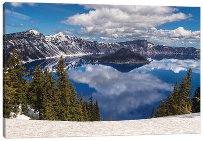 Crater Lake, Oregon Canvas Art Print