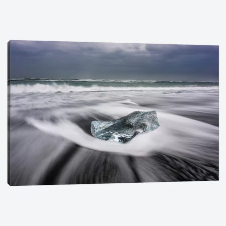 Diamond Beach Canvas Print #LNZ113} by Sergio Lanza Canvas Artwork