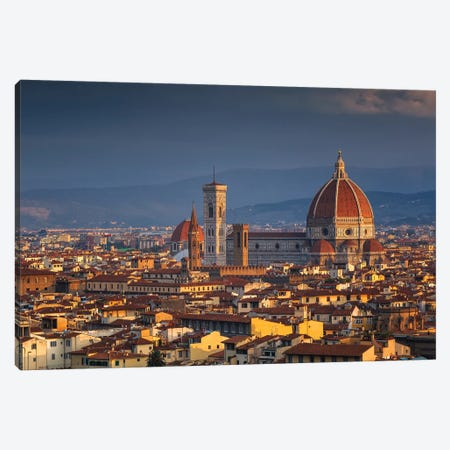 Firenze Canvas Print #LNZ123} by Sergio Lanza Canvas Print