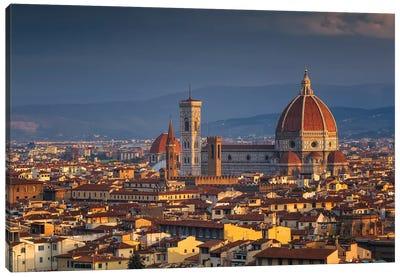 Firenze Canvas Art Print