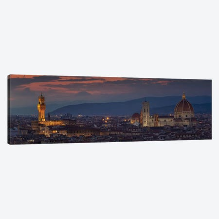Florence Canvas Print #LNZ124} by Sergio Lanza Canvas Wall Art