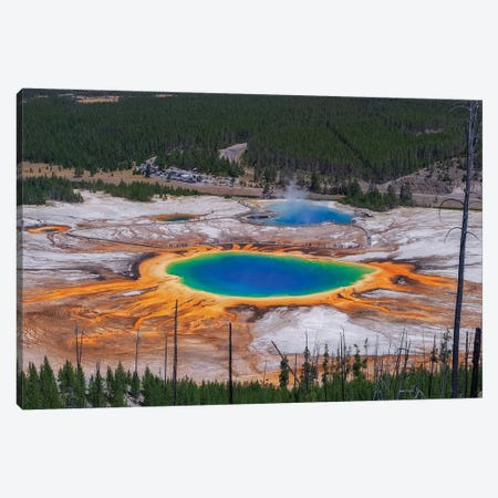 Grand Prismatic 3-Piece Canvas #LNZ129} by Sergio Lanza Art Print
