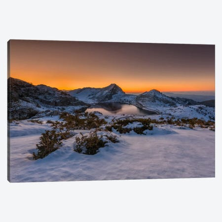 Europe Peaks Canvas Print #LNZ12} by Sergio Lanza Canvas Artwork