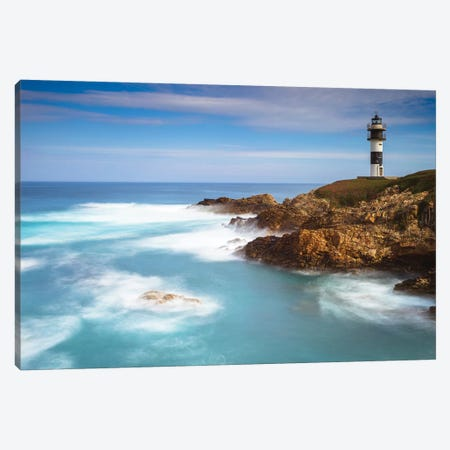 Illa Pancha, Galicia, Spain Canvas Print #LNZ138} by Sergio Lanza Canvas Artwork