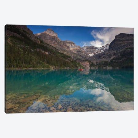 Lake O'Hara, British Columbia, Canada II Canvas Print #LNZ143} by Sergio Lanza Canvas Art Print