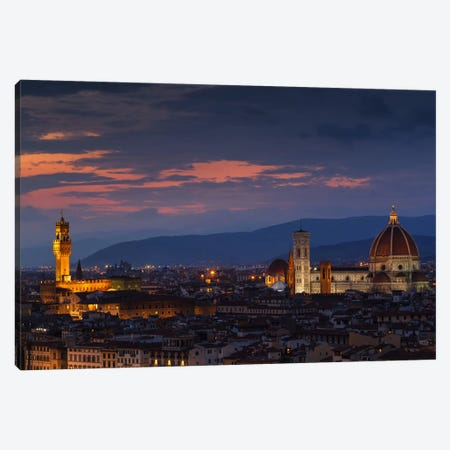 Firenze Canvas Print #LNZ14} by Sergio Lanza Canvas Art Print
